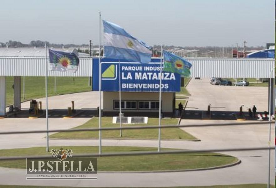 fracción 6627 m² en parque industrial la matanza - virrey del pino