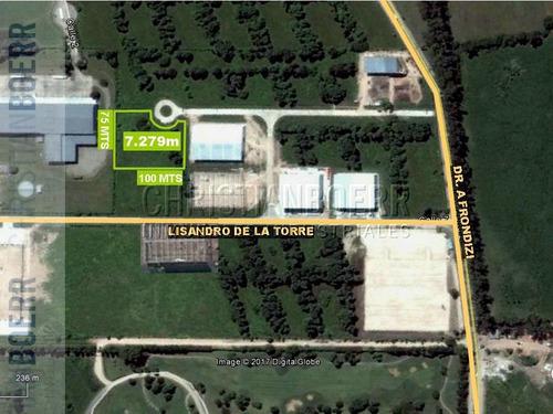 fraccion 7.300m parque industrial pilarica
