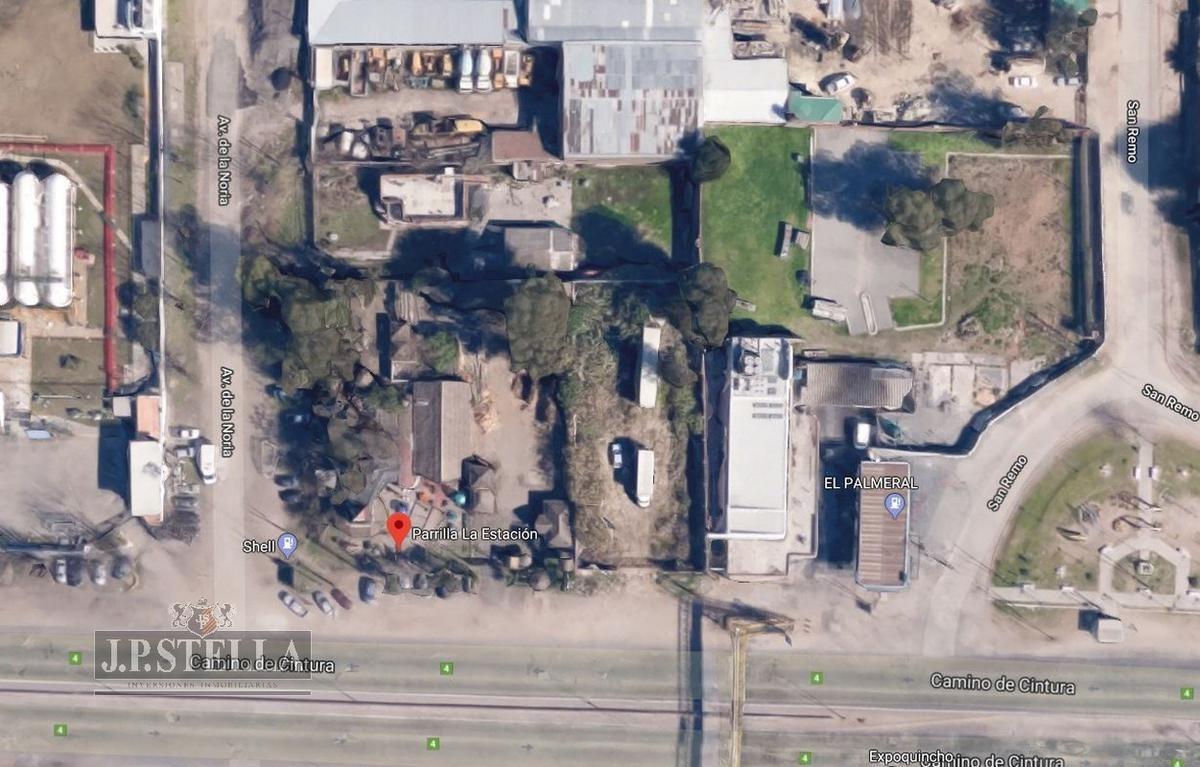 fraccion comercial 1.250 m² - 9 de abril