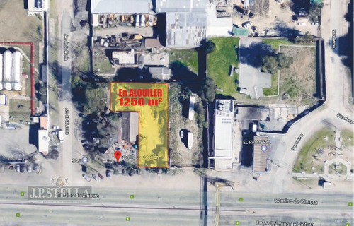 fraccion comercial en esquina 2500 m² - opción alquiler 1250 m² - 9 de abril