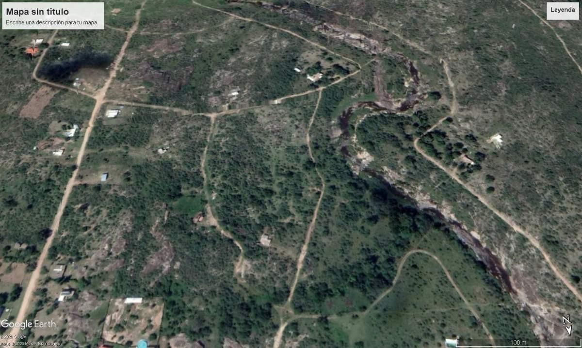 fracción de 16.000 en arroyo mayin en bialet massé