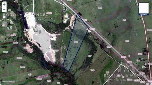fracción de campo sobre ruta 9, paraje de los hornos