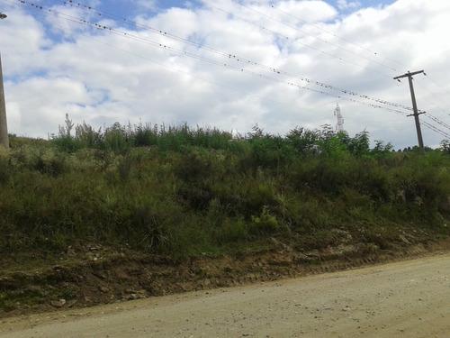 fraccion de terreno,  a 700 mts. de ruta 5 y los feznos