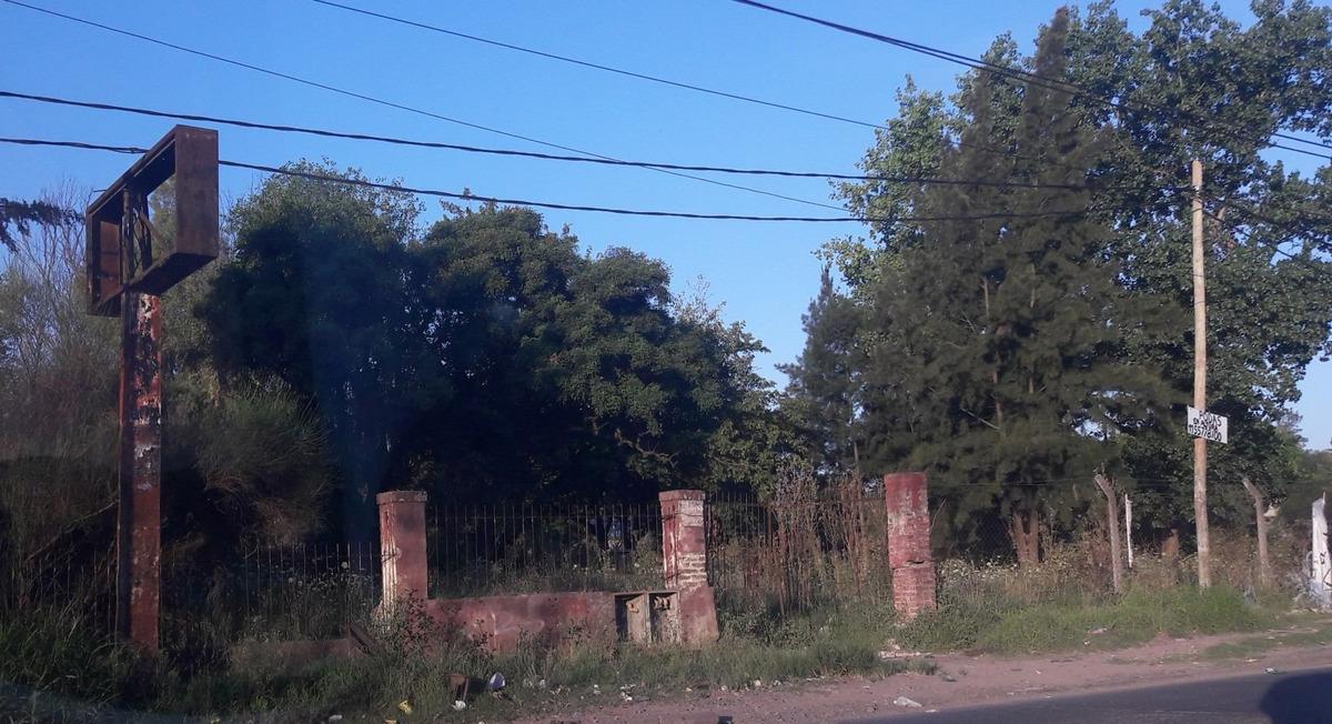 fracción idel loteo cerca de acceso oeste todos los serv****