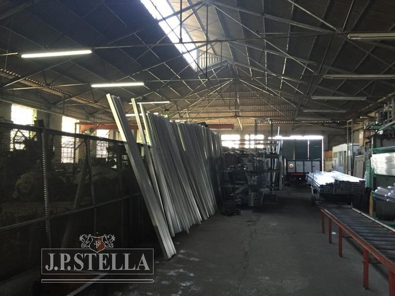 fraccion industrial 13000 m² - 2000 m² cubiertos - esteban echeverria