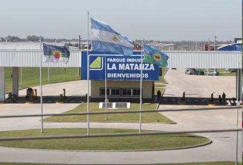 fracción industrial 3194 m² en parque industrial la matanza - virrey del pino