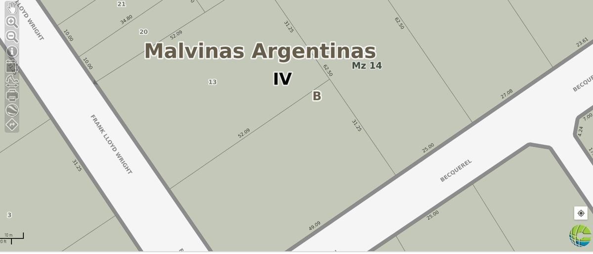 fracción industrial 3.200m2 - área de promoción el triángulo