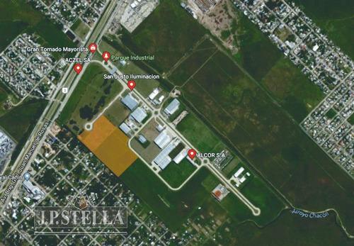 fracción industrial 51627 m2 - parque industrial la matanza - virrey del pino