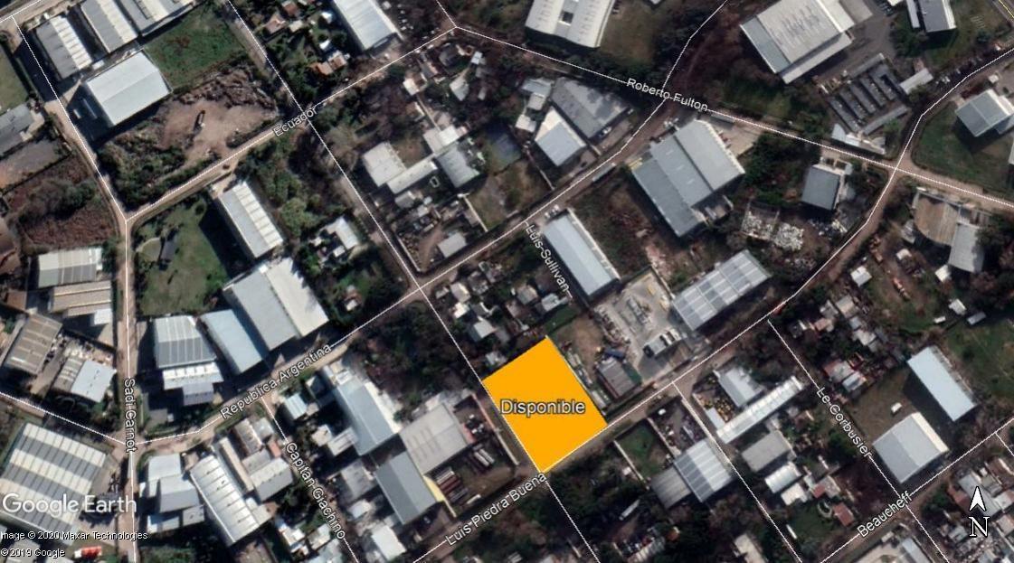 fracción industrial - área de promoción el triángulo