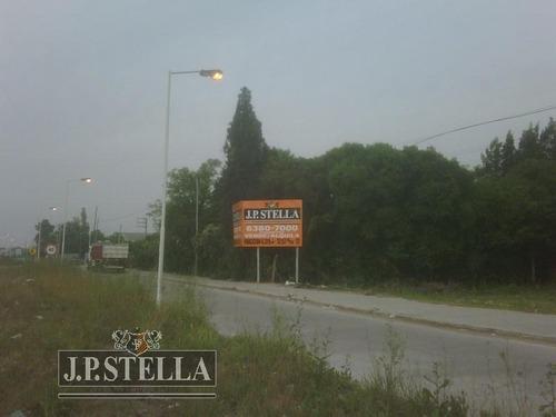 fracción industrial/comercial 4315 m² sobre ruta 3 - gregorio de laferrere