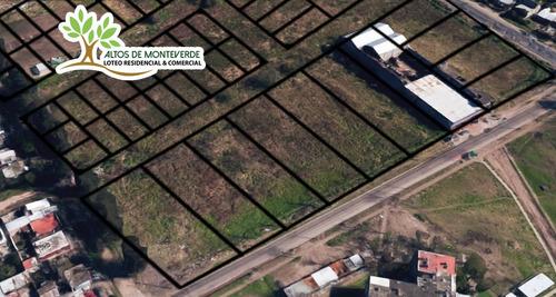 fracción lotes comerciales en claypole burzaco zona sur