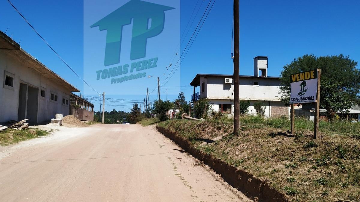fraccion urbana en embalse sierras de calamuchita cordoba