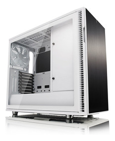 Fractal Design Define R6 Blanco Tg Vidrio 3x Coolers 140mm