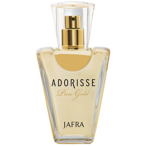 fragancia adorisse pure gold by jafra