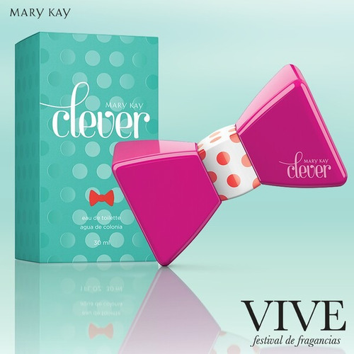 fragancia clever mary kay