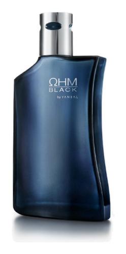 fragancia ohm black - yanbal-