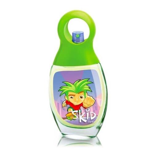 fragancia para niños skid by jafra