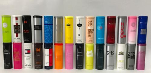 fragancias perfumes lociones mujer y hombre 75 ml