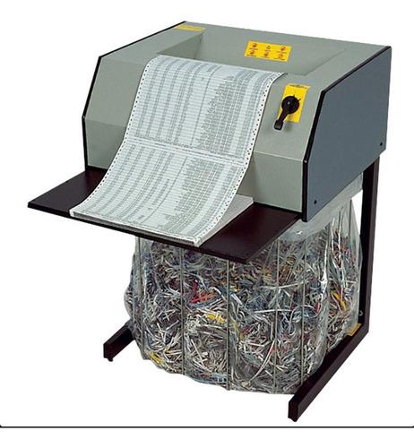fragmentadora de papel locação / aluga