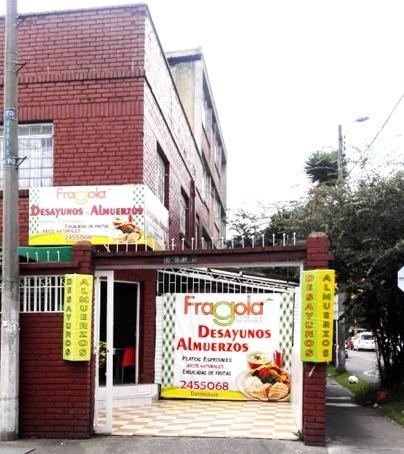 fragola (restaurante saludable)
