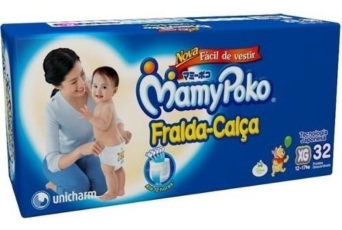 fralda descartável infantil mamypoko super seca atacado p