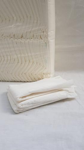 fralda higienica (tapete) para caes 80x60/70 unid