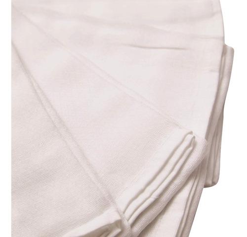 fralda super luxo com bainha tecido duplo papi 5 unidades