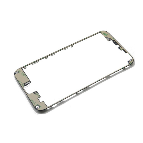 frame lcd touch iphone 6g plus 5.5' preto benzel aro + ades.