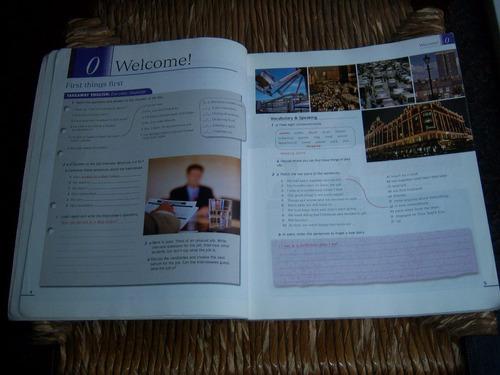 framework 2 b . course book . split edition . sin cd