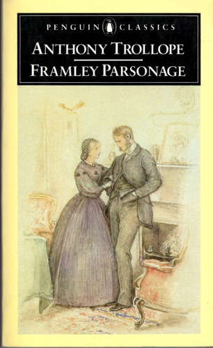 framley parsonage - anthony trollope (en inglés)
