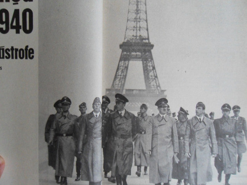 frança - 1940 a catástrofe, hitler
