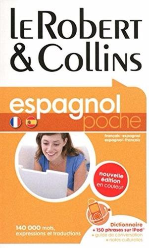 francés, dictionnaire le robert & collins espagnol poche.