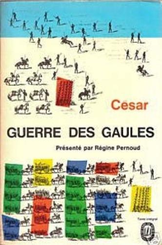 francés, guerre des gaules de cesar.