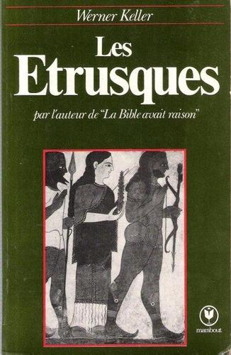 francés, les etrusques de wegner keller.