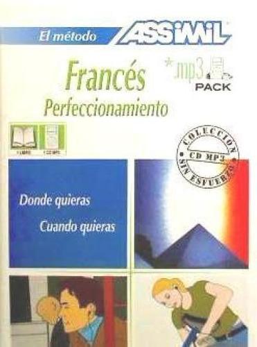 frances perfeccionamiento +cd mp3 pack(libro idiomas)