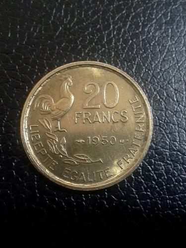 francia 50 francs  1950  mbc