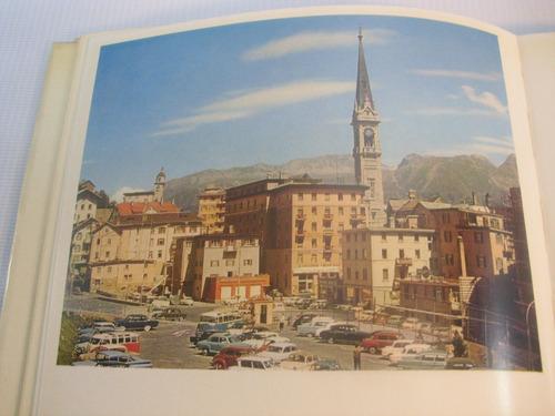 francia. coleccion fotos color. essen grisons carinthie 1963