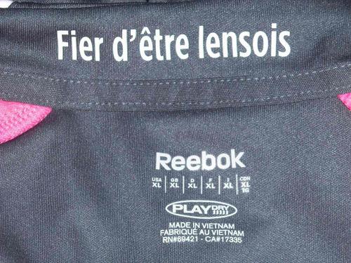 francia lens varane nueva reebok xl ligue1 psg marseil