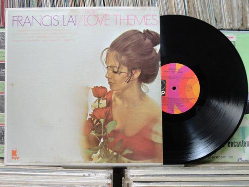 francis lai more love themes - lp kapp estéreo  importado