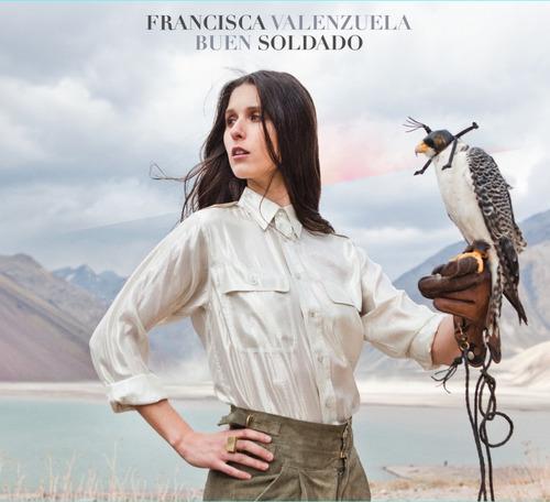 francisca valenzuela     buen soldado   cd nuevo y sellado