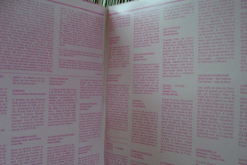 francisco alves suas composições - lp collectors álbum duplo