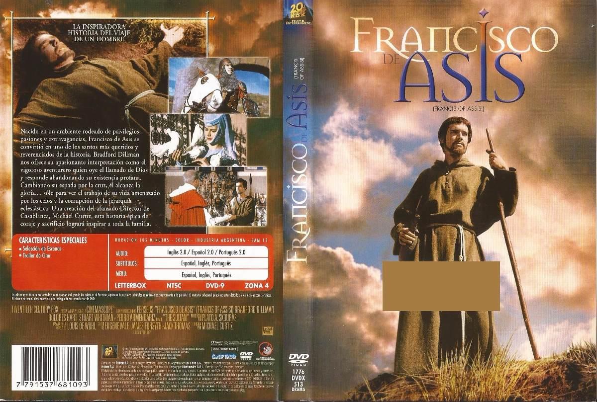 1cb3a19b22b Francisco De Asis Dvd Francis Of Assisi 1961 Michael Curtiz - $ 120 ...