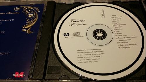 francisco fiorentino -  málena - tango cd -magenta