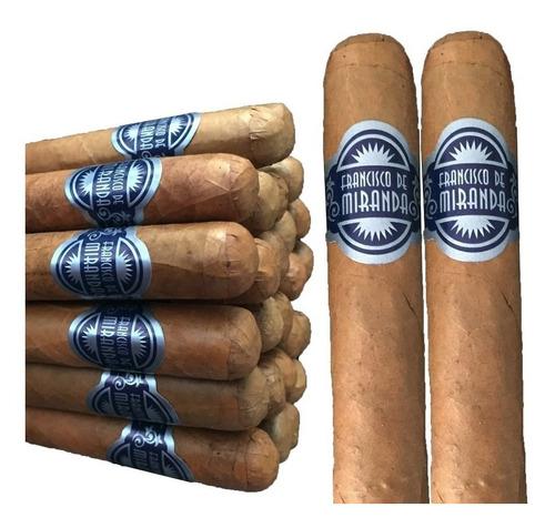francisco miranda robustos pack x5 cigarros dominica robusto