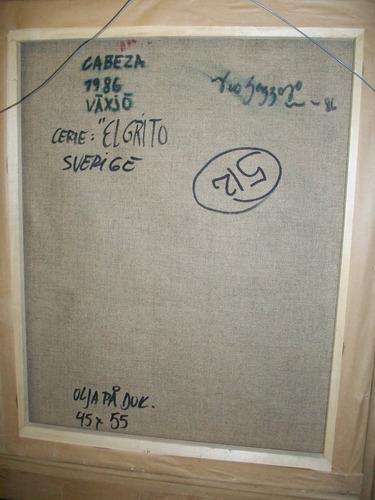 francisco sazzo i -   acrilico sobre tela