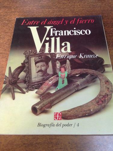 francisco villa / enrique krauze