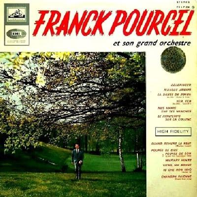 franck pourcel - lp adv-24 (1964) - não lançado no brasil