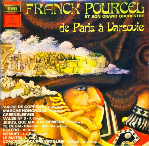 franck pourcel lp de paris a varsovie 12803