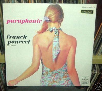 franck pourcel paraphonic vinilo argentino