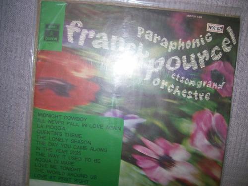 **franck pourcel**  **paraphonic**lp**